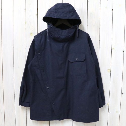 ENGINEERED GARMENTS『Sonor Shirt Jacket-Cotton Ripstop』(Dk.Navy)