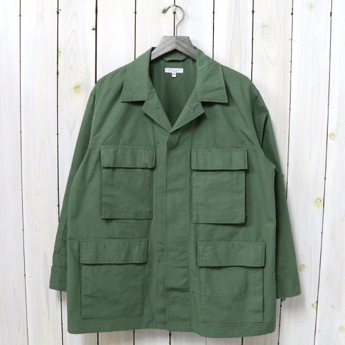 ENGINEERED GARMENTS『BDU Jacket-Cotton Ripstop』