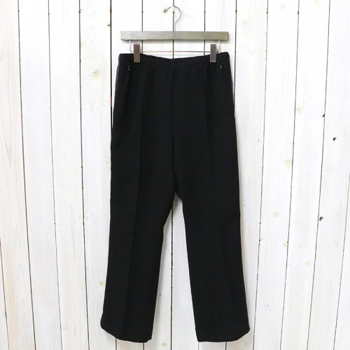 Needles『Side Line Warm-Up Boot-Cut Pant-Poly Double Cloth』
