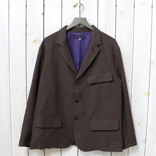 Needles Sportswear『3B Jacket-Poly Oxford Cloth』(Brown)