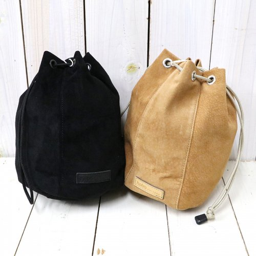 hobo『Water Resistant Pig Leather Drawstring Bag』