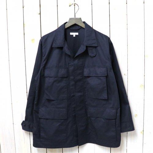 ENGINEERED GARMENTS『BDU Jacket-High Count Twill』(Dk.Navy)