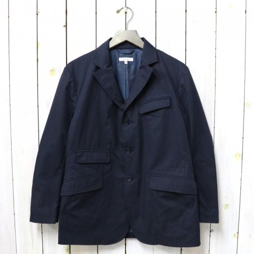 ENGINEERED GARMENTS『Andover Jacket-High Count Twill』(Dk.Navy)