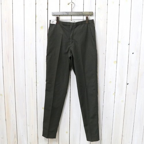 DEAD STOCK  VINTAGE LEVI'S『Tappered/McQueen Pants』(OLIVE GREY)