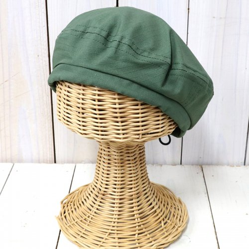 NGINEERED GARMENTS『Beret-Cotton Ripstop』(Olive)