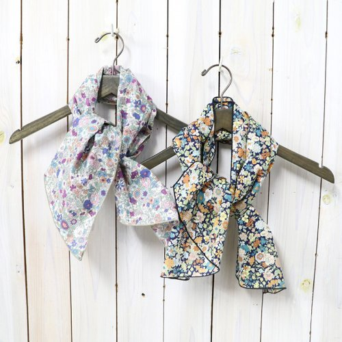ENGINEERED GARMENTS『Long Scarf-Small Floral Printed Lawn』