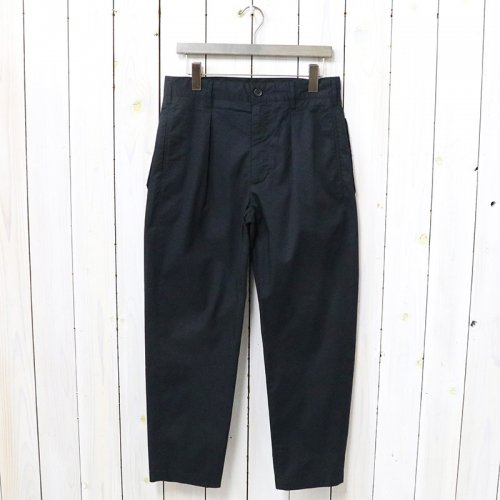 ENGINEERED GARMENTS『Carlyle Pant-High Count Twill』(Black))