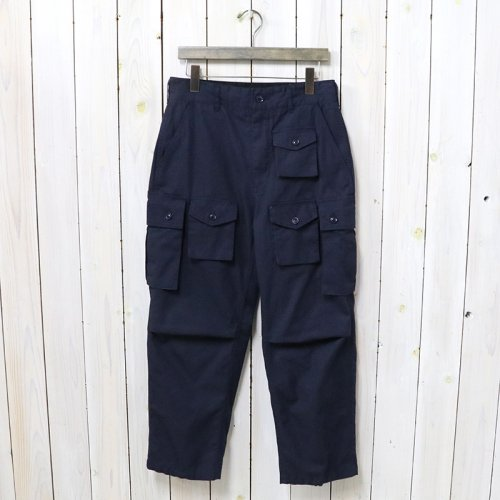 ENGINEERED GARMENTS『FA Pant-Cotton Ripstop』(Dk.Navy)