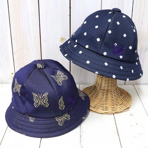 Needles『Bermuda Hat-Poly Jacquard』