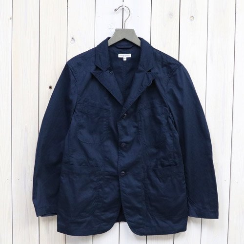 ENGINEERED GARMENTS『Bedford Jacket-6.5oz Flat Twill』(Navy)