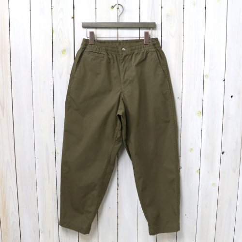 THE NORTH FACE PURPLE LABEL『Ripstop Shirred Waist Pants』(Olive)