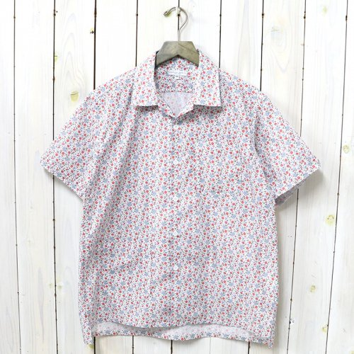 ENGINEERED GARMENTS『Camp Shirt-Small Floral Print』