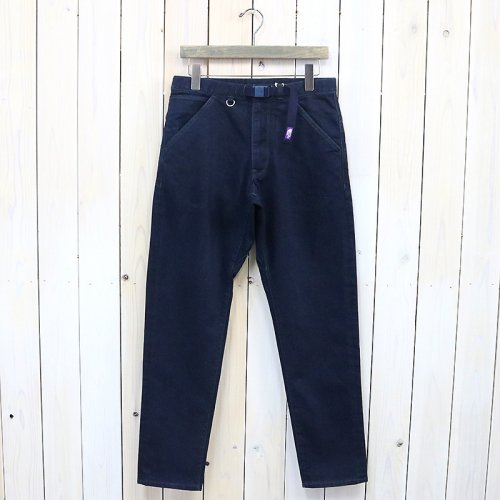 THE NORTH FACE PURPLE LABEL『Webbing Belt Denim Pants』(Indigo Black)