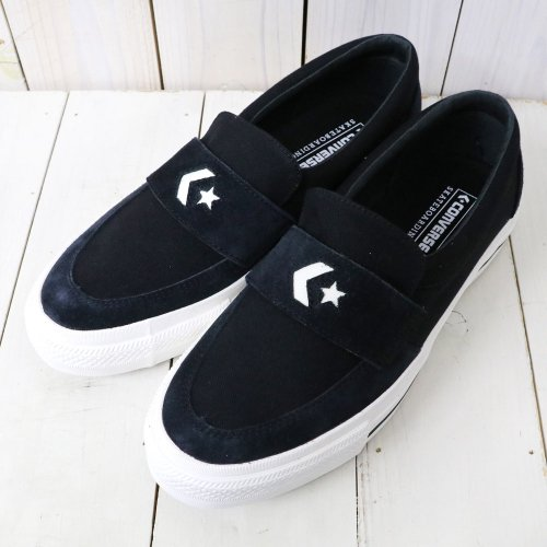 CONVERSE SKATEBOARDING『CS LOAFER SK』(Black)