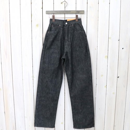 【SALE特価40%off】ANATOMICA『618 MARILYN SPECIAL DENIM』(BLACK)