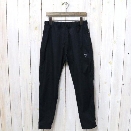 SOUTH2 WEST8『Outing Pant-Poly Cloth/Cool Max』(Black)