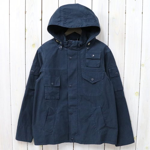 ENGINEERED GARMENTS×Barbour『Washed Cowen Casual』(Navy)
