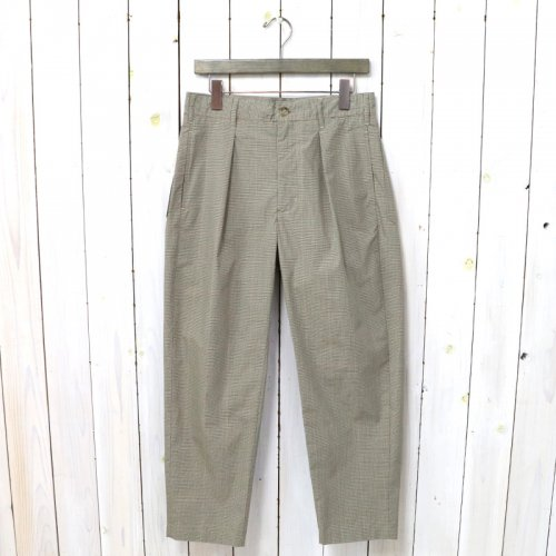 ENGINEERED GARMENTS『Carlyle Pant-Nyco Mini Tattersall』
