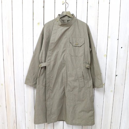 ENGINEERED GARMENTS『MG Coat-Nyco Mini Tattersall』