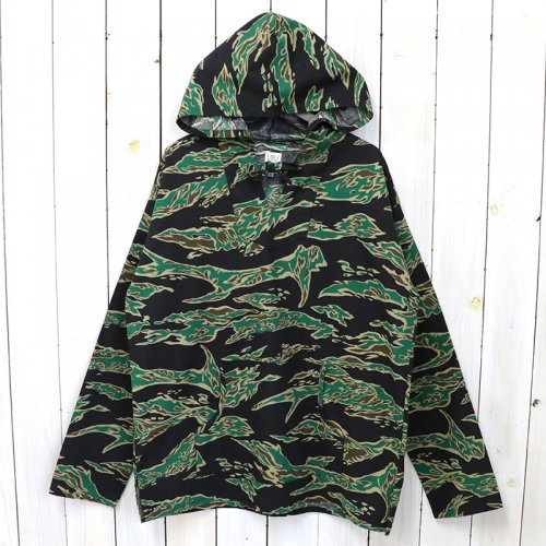 SOUTH2 WEST8『Mexican Parka-Printed Flannel/Camouflage』(Tiger Camo)