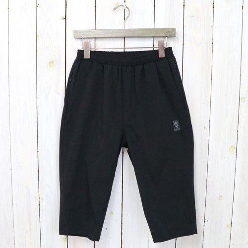 SOUTH2 WEST8『Cropped Boulder Pant-Poly Elastic Taffeta』(Black)