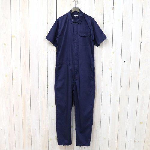 ENGINEERED GARMENTS『Combi Suit-Cotton Nano Twill』(Navy)