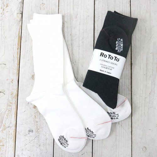 RoToTo『3 STRIKES SOCKS』