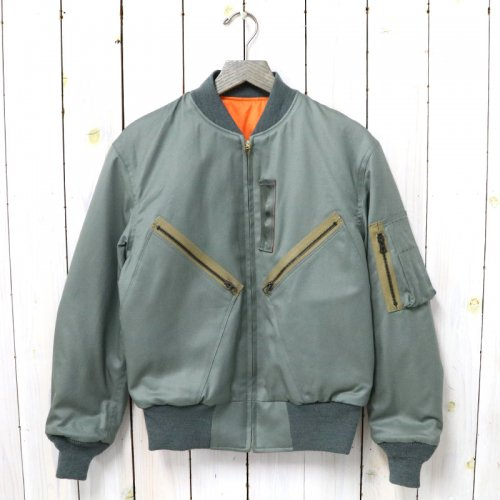 The REAL McCOY'S『REVERSIBLE FLIGHT JACKET/FRUHAUF FLYING APPAREL』