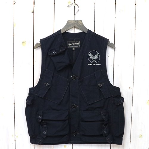 BUZZ RICKSON'S『C-1 VEST CIVILIAN MODEL』(NAVY)