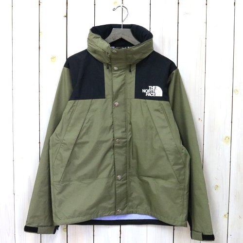 THE NORTH FACE『Mountain Raintex Jacket』(バートンオリーブ)