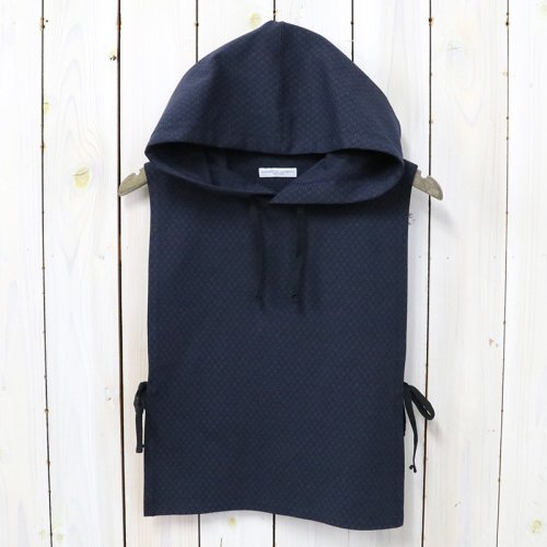 ENGINEERED GARMENTS『Hooded Interliner-Foulard Jersey Knit』
