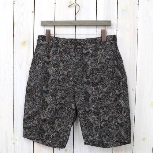 ENGINEERED GARMENTS『Ghurka Short-Paisley Print』