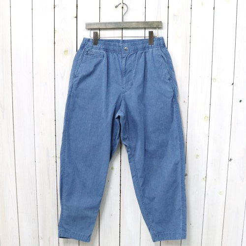 THE NORTH FACE PURPLE LABEL『Indigo Mountain Shirred Waist Pants』(Indigo)