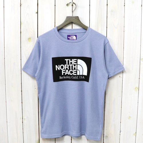 THE NORTH FACE PURPLE LABEL『H/S Logo Tee』(Lavender)