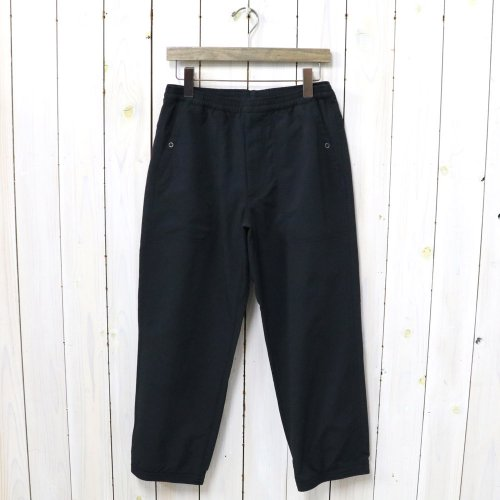 nanamica『ALPHADRY Easy Pants』(Black)