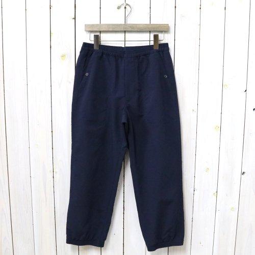 nanamica『ALPHADRY Easy Pants』(Marine Navy)