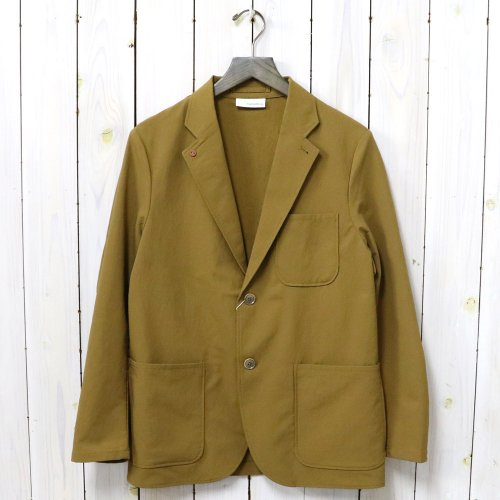【SALE特価40%off】nanamica『ALPHADRY Club Jacket』(Ochre)