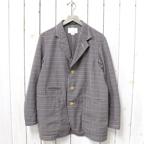 【SALE特価40%off】nanamica『Club Jacket』(Beige)