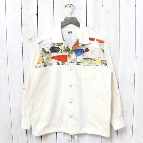 AiE『Coach Shirt-21W Corduroy』(Ivory)