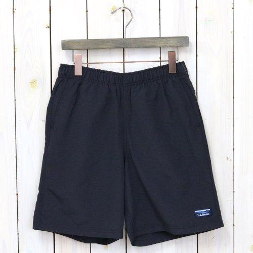 """L.L.Bean『Classic Supplex Sport Shorts 6""""』(Black)"""