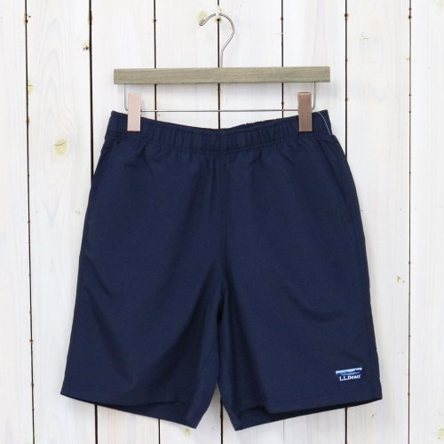 "L.L.Bean『Classic Supplex Sport Shorts 6""』(Navy)"
