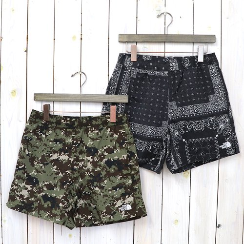 THE NORTH FACE『Novelty Versatile Shorts』
