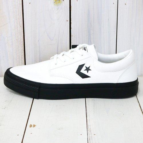 CONVERSE SKATEBOARDING『BS2 SK OX』(White/Black)