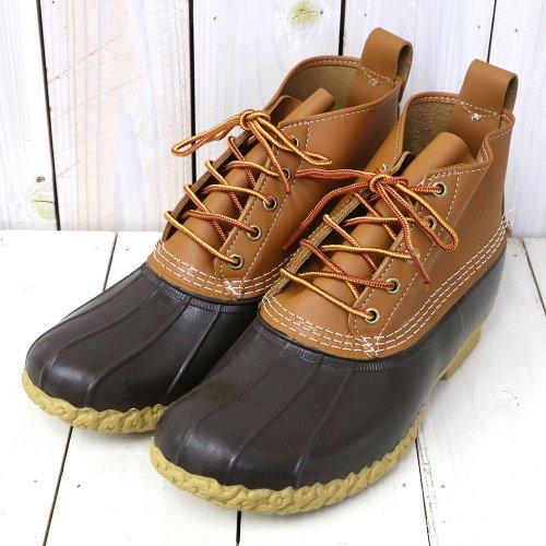 L.L.Bean『Bean Boots 6インチ』(Tan/Brown)