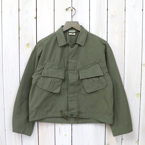 orSlow『US ARMY SHORT JACKET』(ARMY)