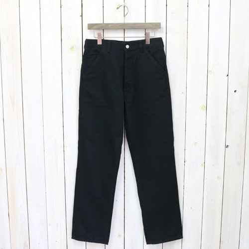 SASSAFRAS『SPRAYER 5+PANTS(KERESEY)』(BLACK)