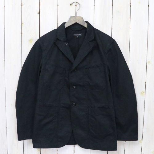 ENGINEERED GARMENTS『Bedford Jacket-HB Twill』(Black)