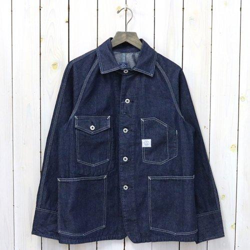 POST O'ALLS『Engineers' jacket』(indigo)