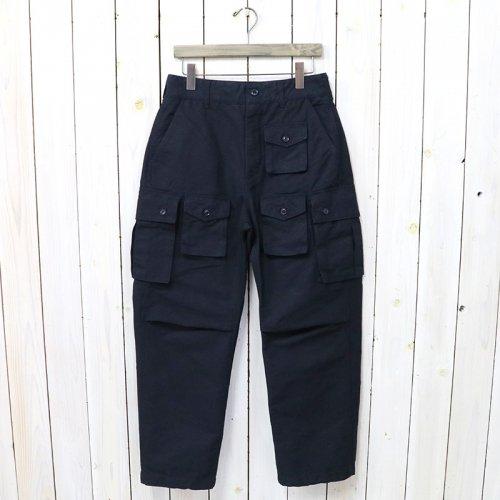 ENGINEERED GARMENTS『FA Pant-Double Cloth』(Navy)