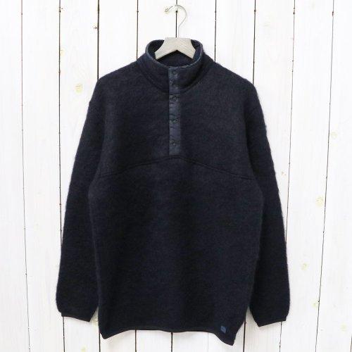 nanamica『nanamican Pullover Sweater』(Dark Navy)